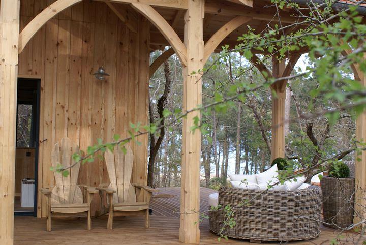 10773 location de vacances g te la cabane au bord du la flickr. Black Bedroom Furniture Sets. Home Design Ideas