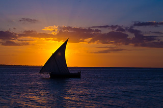 Dhow Sail Sunset | by BetterLifeCycle