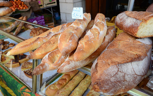 9th June - Bread in Beaune | by The Hungry Cyclist