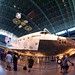 Space Shuttle Discovery at the Smithsonian