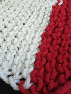 Knit Rope Rug Attempt | by katbaro