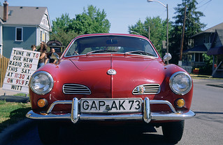 Karmann-Ghia | by Jim Grey