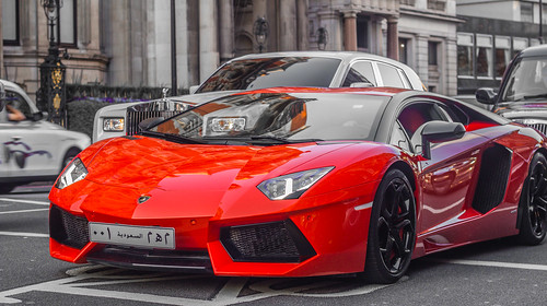 Aventador lp700-4 | by Benoit cars