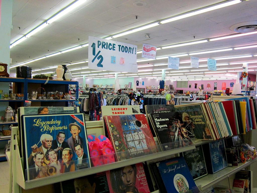 Camera Store Philadelphia >> USA big thrift store near Philadelphia vintage used record… | Flickr