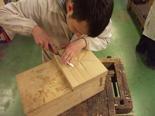 Intaglio legno tecniche