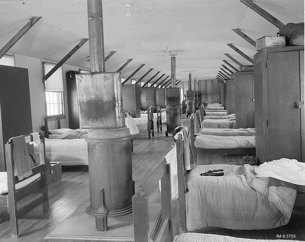 Army Barracks May 21 1946 Los Alamos National Laboratory