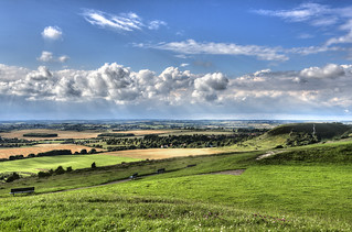 Early Evening On Dunstable Downs | by 1001 Rabbits