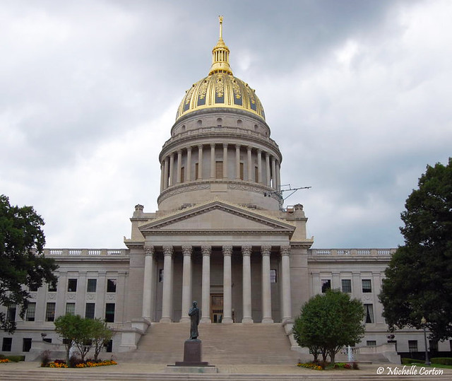 West Virginia State Capitol Building History