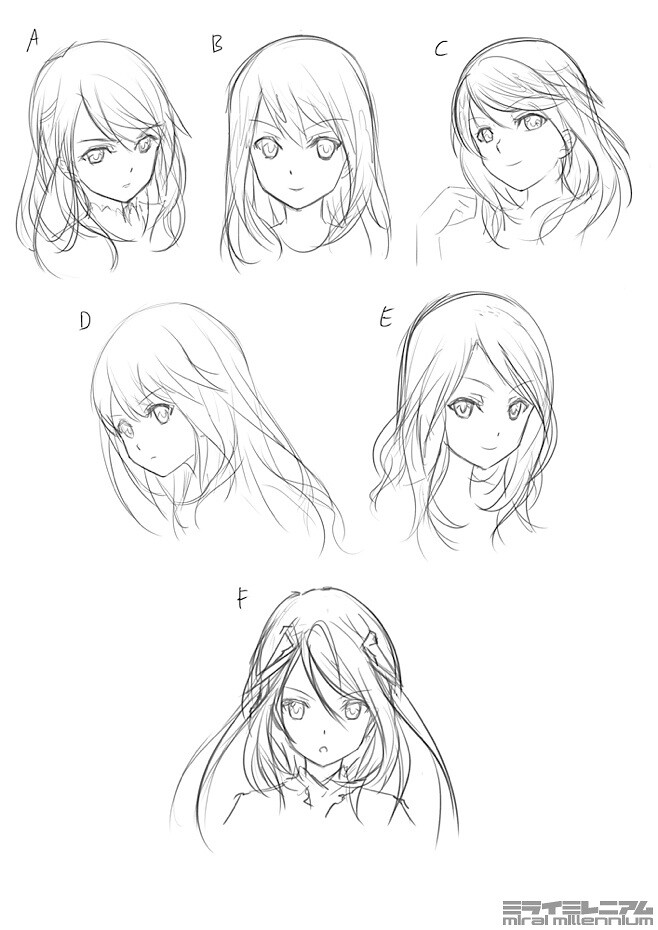 Anime Character Design | A bunch of new characters joining ...
