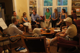 Grassroots organizing for Obama in Arlington, VA | by wolfkann