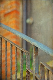 Rusty Old Castle Fence. | by Tuppence 2009