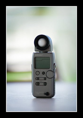Sekonic L-358 | by Frank Ortega Photography