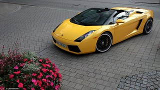 Gallardo Spyder | by J.B Photography