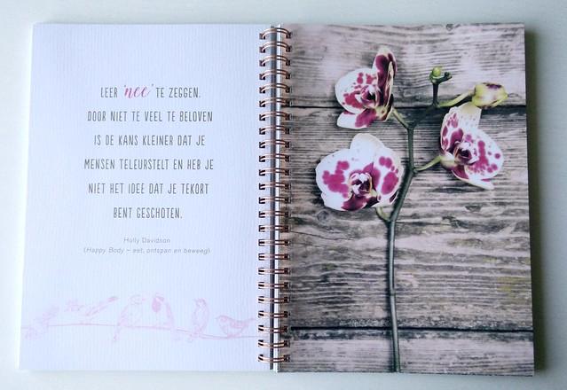Inspirerend leven notebook 5