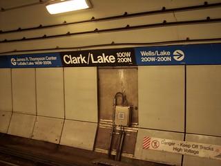 Clark-Lake