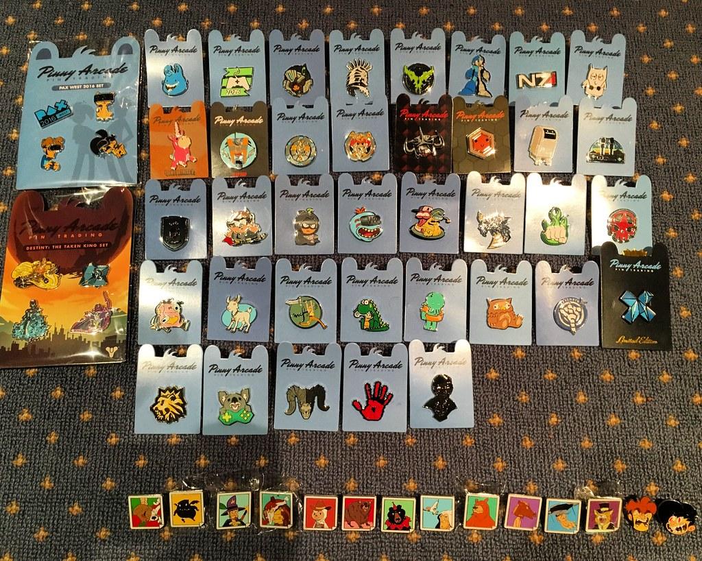 59 59 pinny arcade pins from pax prime 2016 warlock titan flickr
