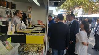 III Feria del Disco de Palencia Resumen