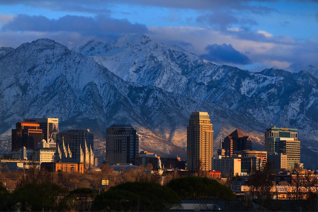 Gay Neighborhood Salt Lake City