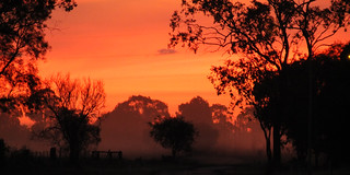 Dalby Qld, sunset (2) | by ozzie_traveller