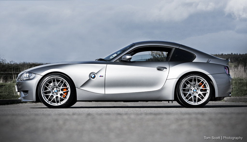 Bmw Z4m Coupe With Csl Wheels Website Www