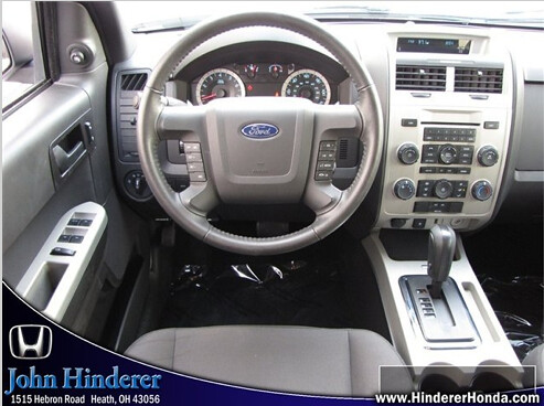 Pre Owned 2010 Ford Escape Interior Columbus OH John