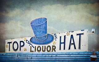 Top Hat Liquor | by Shakes The Clown