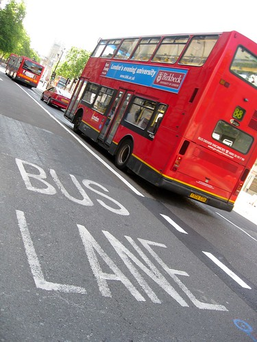 Why Not Use the Bus Lane?- Explore 6/7, #145 | by JebbiePix