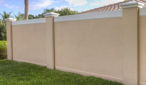 Concrete Screen Walls Precast Concrete Fencing Dallas Hous