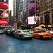 Start of Gumball 3000 in Times Square, NYC (May 25, 2012)