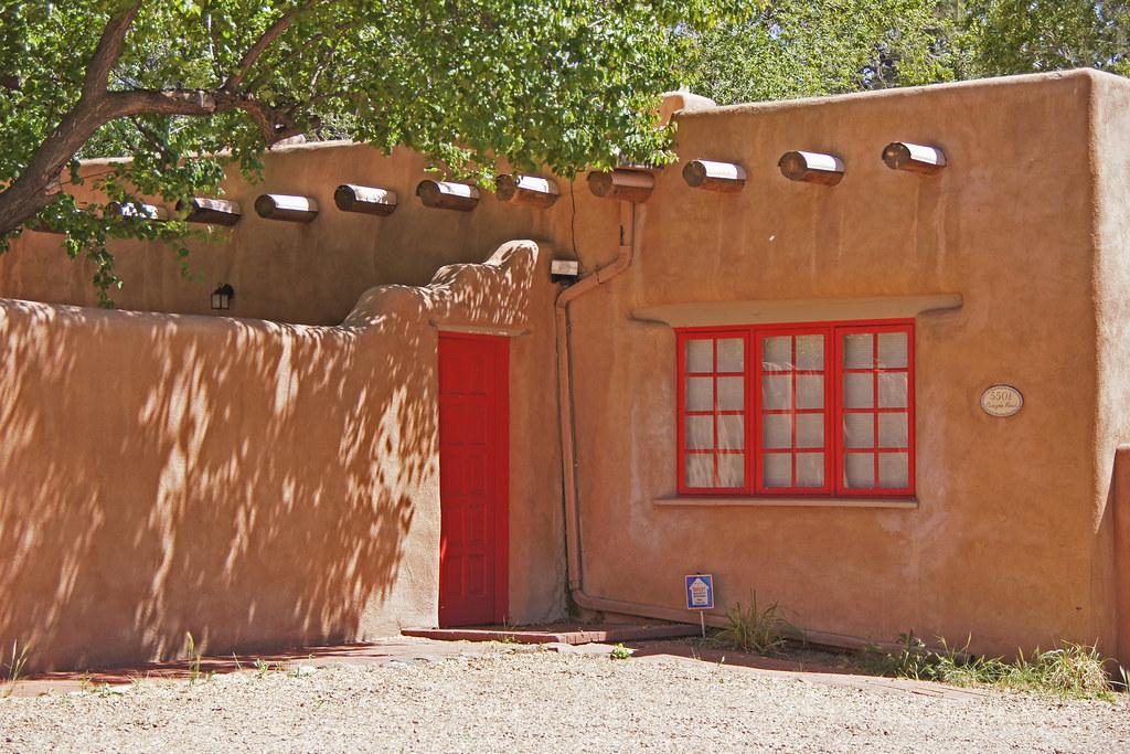 Nm Santa Fe Door And Windows Door And Windows Seen In Sant
