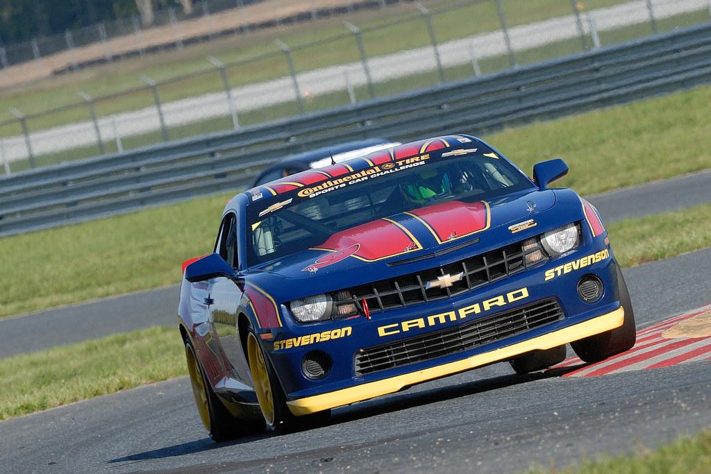 Number 9 Stevenson Motorsports Chevrolet Camaro Gs R Gs Flickr
