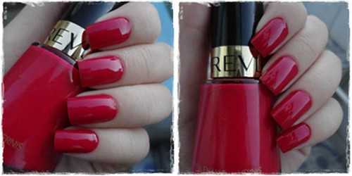 Cherrie in the Snow - Revlon | by Amandinha Moraes
