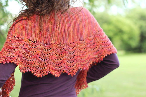 Suncrest Shawl | by tanislavallee