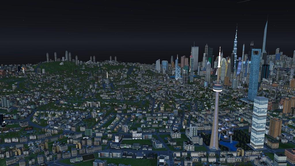 City xl 2012 Cities xl 2012 | by Biilbo