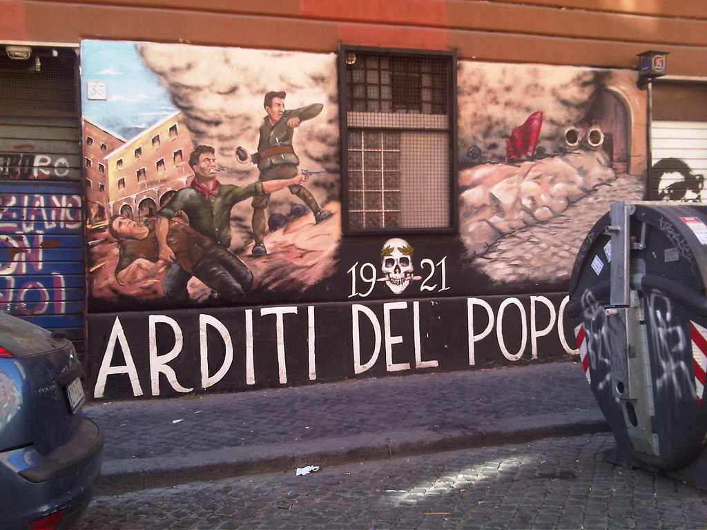 1921 - Arditi del Popolo | en.wikipedia.org/wiki/Arditi ...