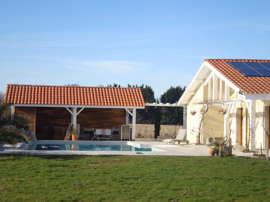 Maison de vacances a louer avec piscine dans les landes ventana blog - Gite dans les landes avec piscine ...