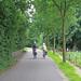 Fietsers  /  Cyclists
