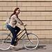 Ania & her new bike