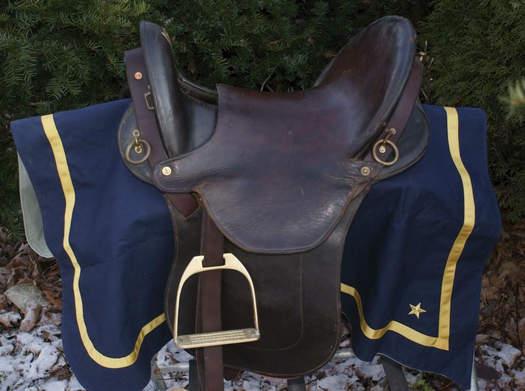 finished mcclellan saddle | finished mcclellan saddle | Flickr