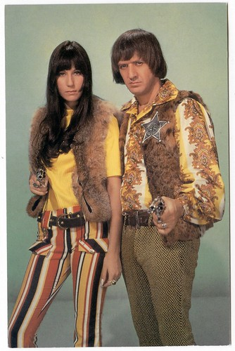 sonny & cher 1965 | by unexpectedtales