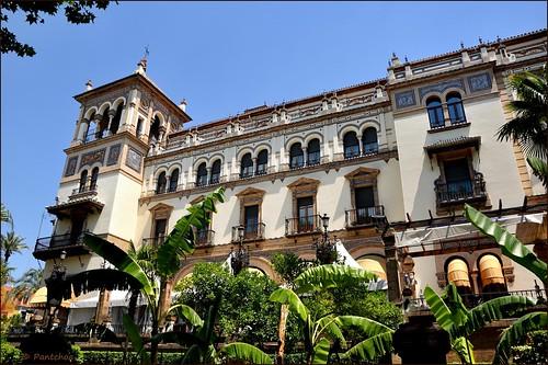 Sevilla hotel alfonso xiii 1 8 calle san fernando - Hotel alfonso xii sevilla ...