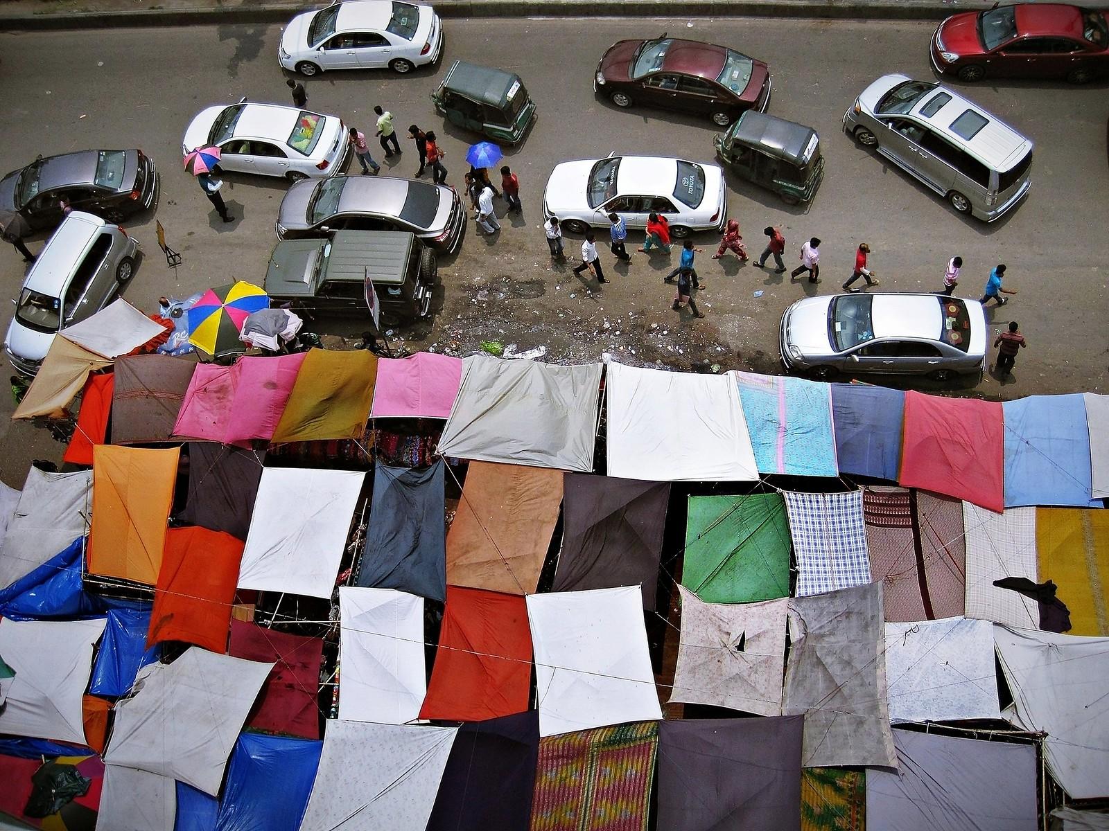 Kaleidoscopic urban life | by dabashis