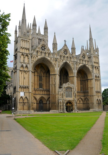 Peterborough Cathedral Cambridgeshire 1st July 2012 | by loose_grip_99