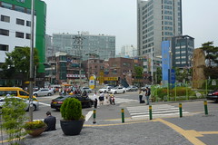 In front of Seoul station