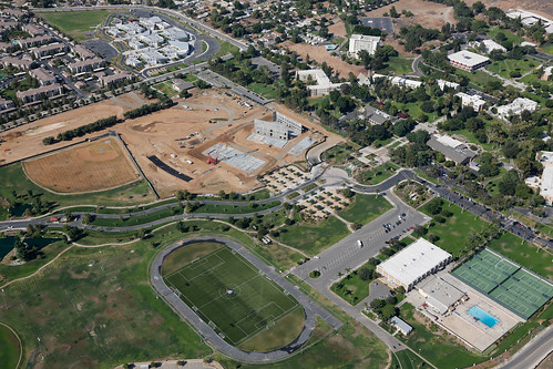 Zapara School of Business Construction | by La Sierra University