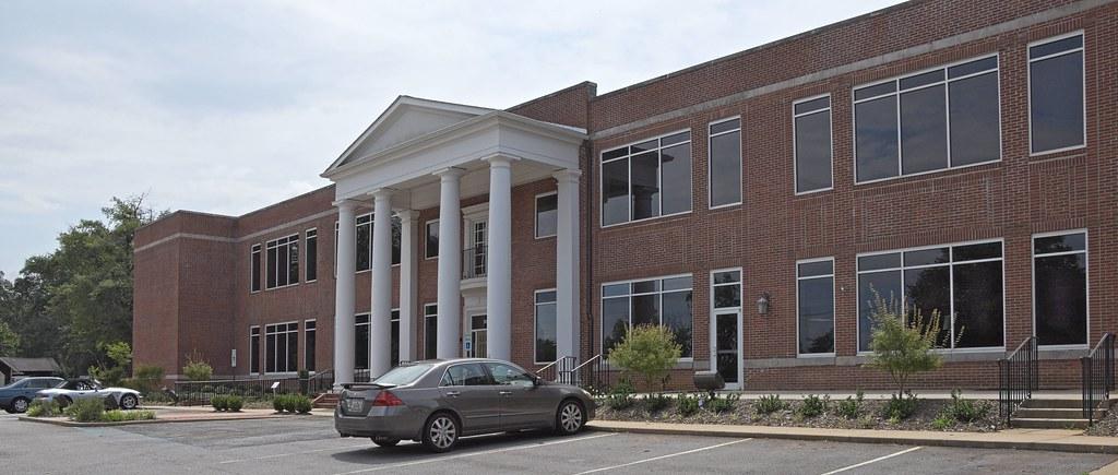 Greenville Presbyterian Theological Seminary | MarksPhotoTravels ...