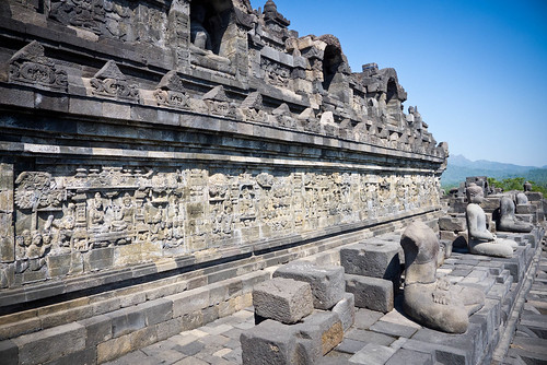 Borobudur, Indonesia | by S. Kesk [SK] addicted traveller