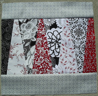 July Hive 4 NuBee's block for Beth | by Fresh Raspberry Quilts