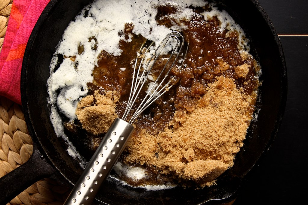 Joy The Baker Banana Walnut Chocolate Cookie Cake
