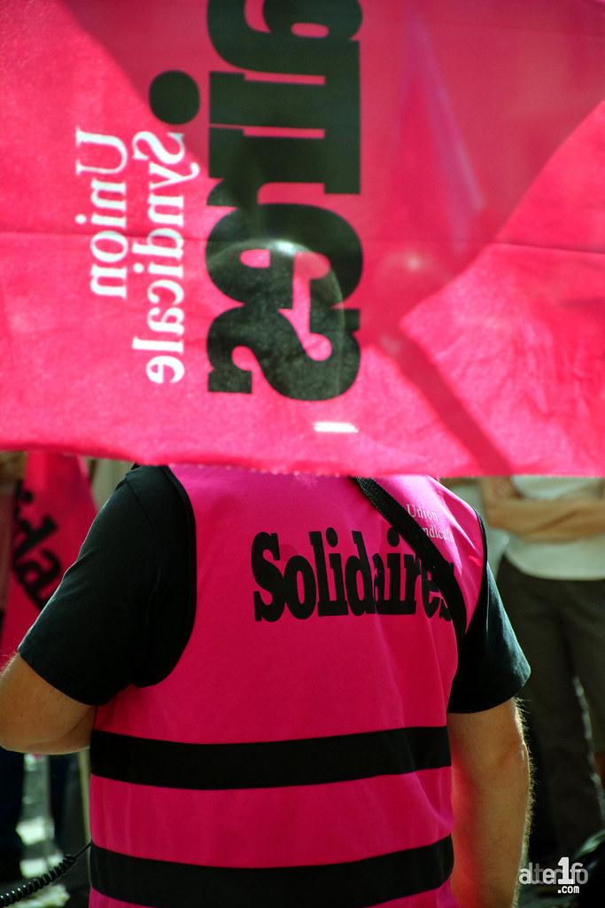 [08 Septembre 2016] - Un jour, une photo... La facture ouverte contre Sud Solidaires